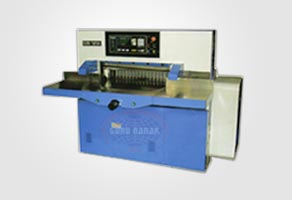 programmable paper cutting machine